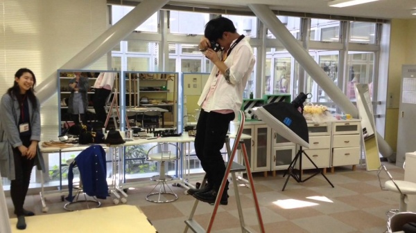 スタイリスト科オーキャンの人気体験メニュー「コーディネート&フォト体験!」を動画で紹介!