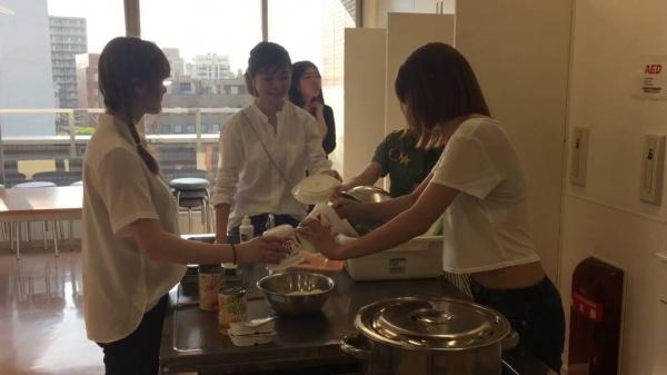 NITFイベント☆一人暮らし会 デザート作り!!