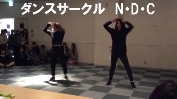 スクエア学園祭のダンスコンテスト風景!!