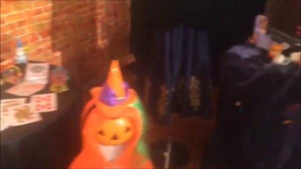 NITFもハロウィンに向けてディスプレイを変えました!!