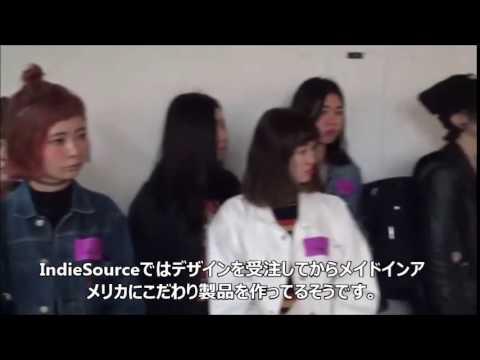 NITF 海外研修ロスコース~IndieSource訪問②~ (^_-)-☆