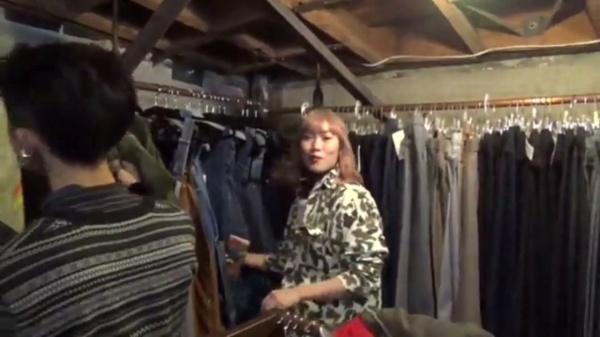 3月25日ロスでのバイイング商品ファッションショー(^_^)v