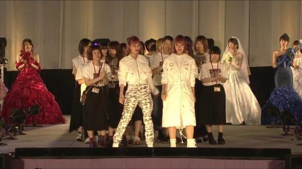 NSG夏フェスファッションショー★★ダイジェスト★★AMIAYA登場!