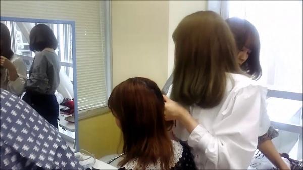 スタイリスト科 スタイリング授業!!