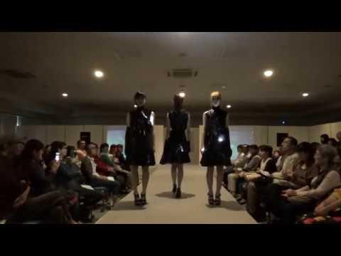 【本番動画】NSGスクエア学園祭ファッションショー ファッションデザイン科2年