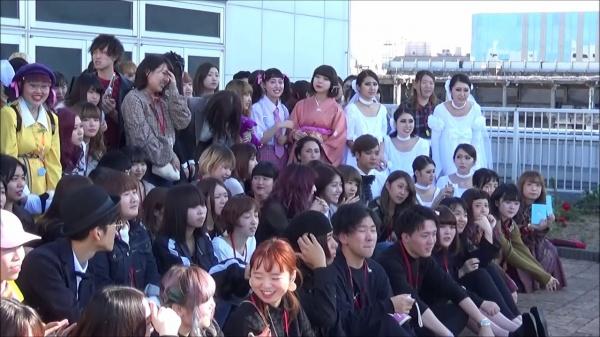 スクエア合同学園祭(^_^)vファッションショー大成功(*^_^*)