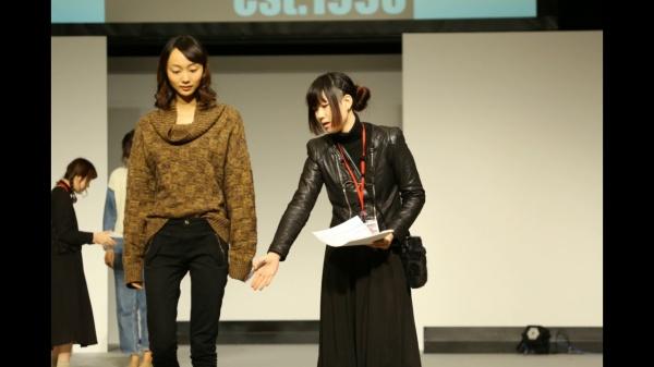 2/11(日)は卒業制作ファッションショー!本番まであと4日!