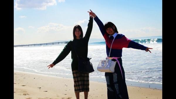 海外研修♪ロスコース(*^_^*)ベニスビーチ編!