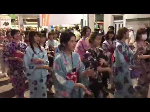 明和義人祭 蜑の手振り編 国際トータルファッション専門学校
